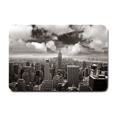 New York, Usa Small Door Mat by artposters