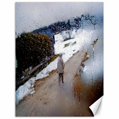 Rainy Day, Salzburg 12  X 16  Unframed Canvas Print by artposters