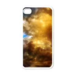 Cloudscape White Apple Iphone 4 Case by artposters