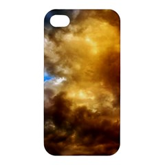 Cloudscape Apple Iphone 4/4s Premium Hardshell Case by artposters