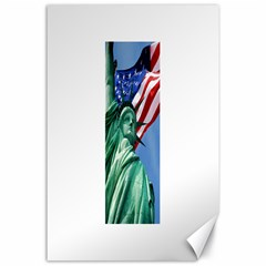 Statue Of Liberty, New York 24  X 36  Unframed Canvas Print by artposters