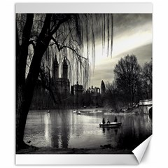 Central Park, New York 20  X 24  Unframed Canvas Print