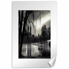 Central Park, New York 24  X 36  Unframed Canvas Print by artposters