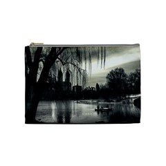 Central Park, New York Medium Makeup Purse by artposters