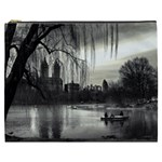 Central Park, New York Cosmetic Bag (XXXL) Front