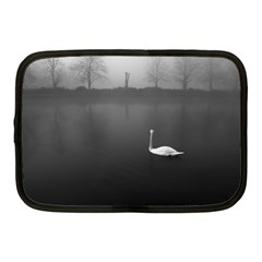 Swan 10  Netbook Case by artposters