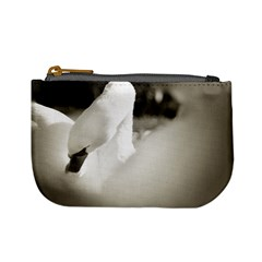 Swan Coin Change Purse by artposters