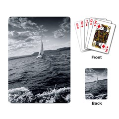 Sailing Standard Playing Cards by artposters