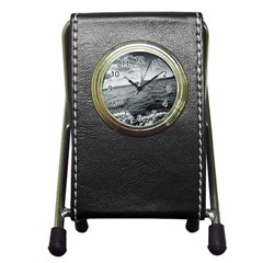 Sailing Stationery Holder Clock