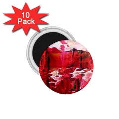 Decisions 10 Pack Small Magnet (round)