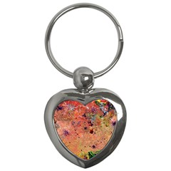 Diversity Key Chain (heart)