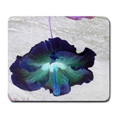 Exotic Hybiscus   Large Mouse Pad (rectangle)