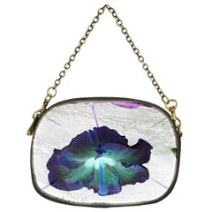 Exotic Hybiscus   Twin Sided Evening Purse