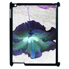 Exotic Hybiscus   Apple Ipad 2 Case (black) by dawnsebaughinc