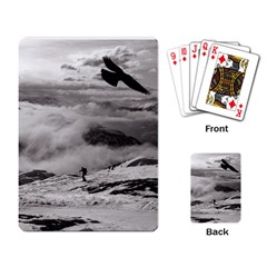 Untersberg Mountain, Austria Standard Playing Cards by artposters
