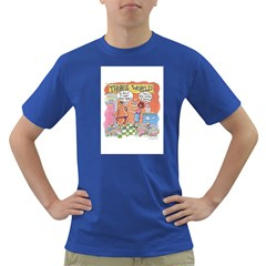 Thong World Colored Mens'' T Shirt by mikestoons