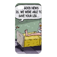 The Good News Is     Apple Iphone 4/4s Hardshell Case by mikestoons