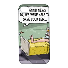 The Good News Is     Apple Iphone 4/4s Hardshell Case With Stand by mikestoons