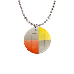 Geometry Mini Button Necklace by artposters