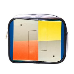 Geometry Single Sided Cosmetic Case by artposters
