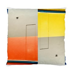 Geometry Single Sided Cushion Case by artposters