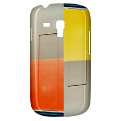 Geometry Samsung Galaxy S3 Mini I8190 Hardshell Case by artposters
