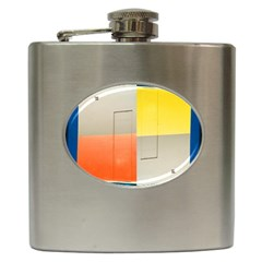 Geometry Hip Flask by artposters