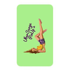 Pin Up Girl 4 Card Reader (rectangle) by UberSurgePinUps