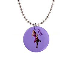 Pin Up 3 Mini Button Necklace by UberSurgePinUps