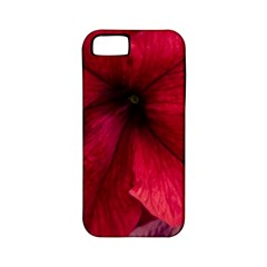 Red Peonies Apple Iphone 5 Classic Hardshell Case (pc+silicone) by Elanga