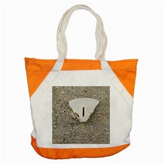 Quarter Of A Sand Dollar Snap Tote Bag by Elanga