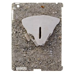 Quarter Of A Sand Dollar Apple Ipad 3/4 Hardshell Case (compatible With Smart Cover) by Elanga