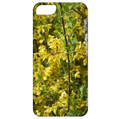 Yellow Bells Apple Iphone 5 Classic Hardshell Case by Elanga