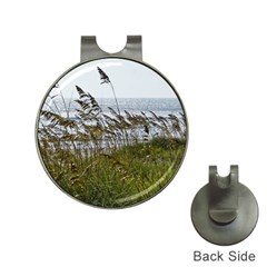 Cocoa Beach, Fl Hat Clip With Golf Ball Marker by Elanga