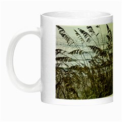 Cocoa Beach, Fl Glow In The Dark Mug by Elanga