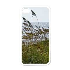 Cocoa Beach, Fl White Apple Iphone 4 Case by Elanga