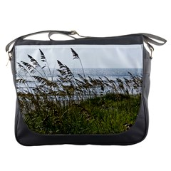 Cocoa Beach, Fl Messenger Bag by Elanga