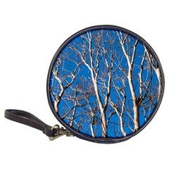 Trees On Blue Sky Cd Wallet