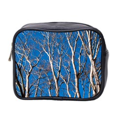 Trees On Blue Sky Twin Sided Cosmetic Case