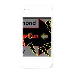 Raymond Fun Show 2 White Apple Iphone 4 Case by hffmnwhly