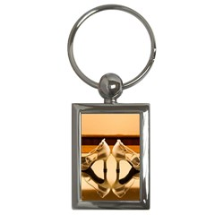 23 Key Chain (rectangle)