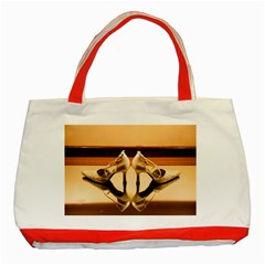 23 Red Tote Bag by Unique1Stop