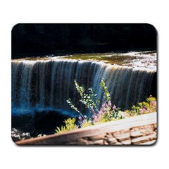 Waterfall Large Mouse Pad (rectangle) by awesomesauceshop