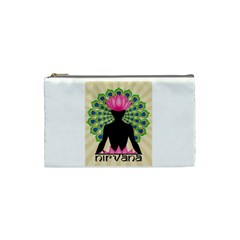 Me & Nirvana Cosmetic Bag (small) by NIRVANA