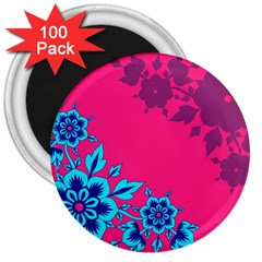4 3  Button Magnet (100 Pack)