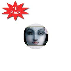 Kisna 1  Mini Button (10 Pack)