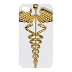 Caduceus Medical Symbol 10983331 Png2 Apple Iphone 4/4s Premium Hardshell Case