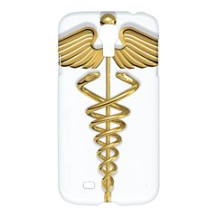 Caduceus Medical Symbol 10983331 Png2 Samsung Galaxy S4 I9500 Hardshell Case by artattack4all
