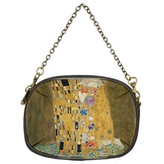Klimt   The Kiss Chain Purse (two Side) by ArtMuseum