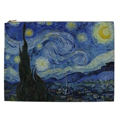 Starry Night Cosmetic Bag (xxl) by ArtMuseum